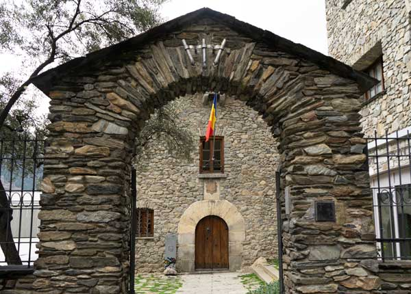 Casa de la vall andorrana