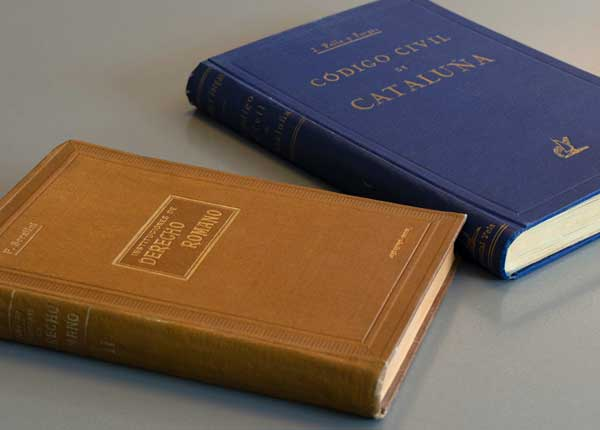 Codi civil i dret romà