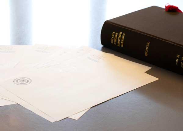 El notariat i la professió