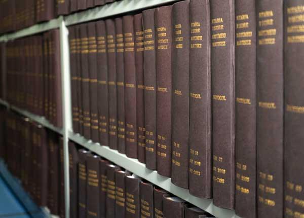 Funció notarial Isidre Bartumeu
