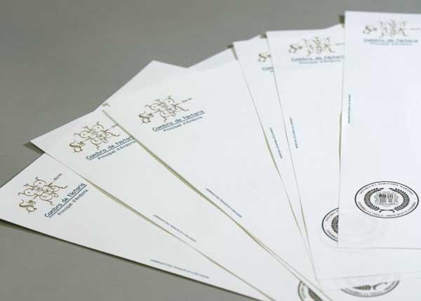 Segell Cambra de notaris andorrans
